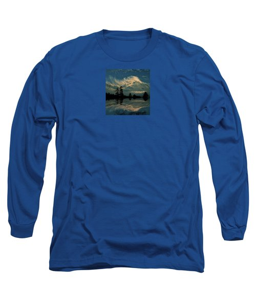 Long Sleeve T-Shirt featuring the photograph 4395 by Peter Holme III