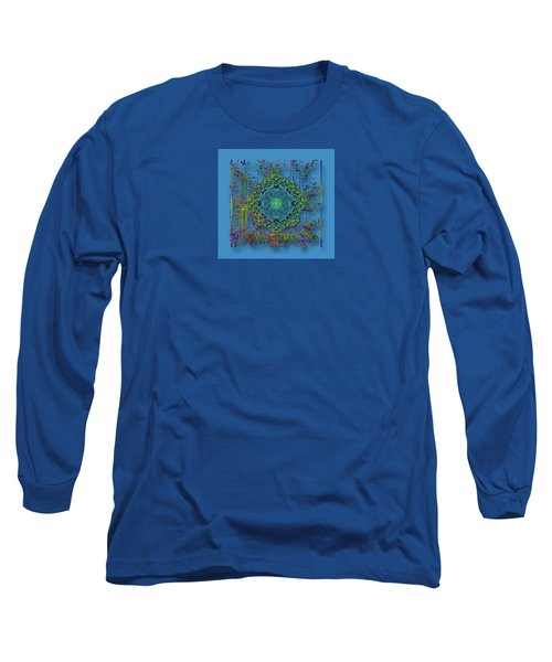 Long Sleeve T-Shirt featuring the photograph 4402 by Peter Holme III