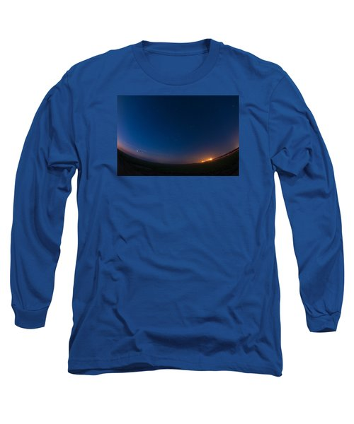5 Planet Alignment 2016 Long Sleeve T-Shirt