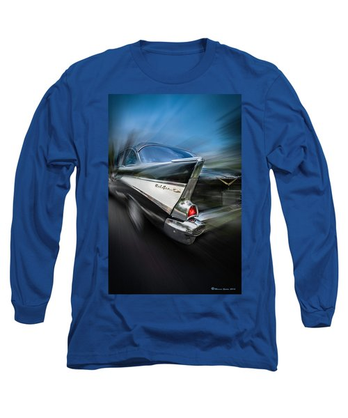 57' Go Power Long Sleeve T-Shirt