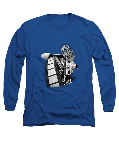 Movie Room Decor Collection Long Sleeve T-Shirt