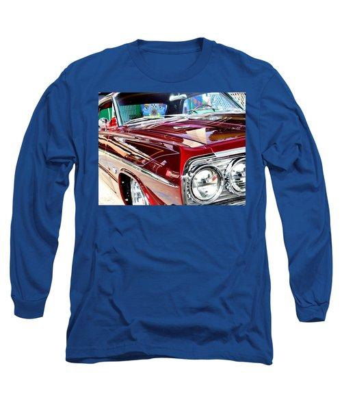 64 Chevy Impala Long Sleeve T-Shirt