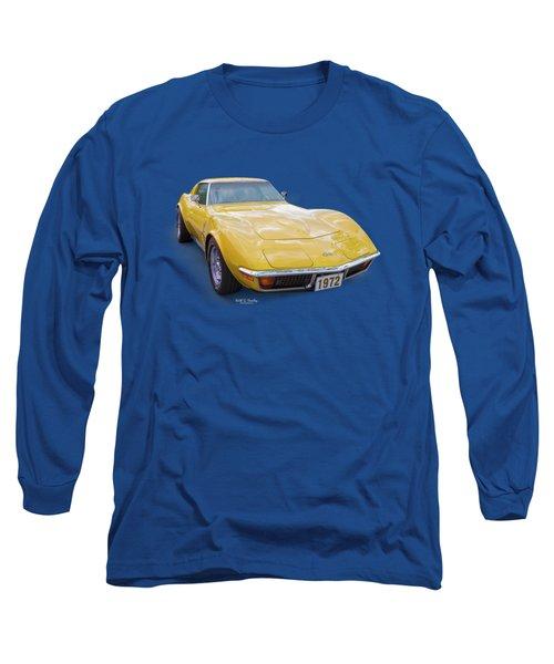72 Corvette Long Sleeve T-Shirt