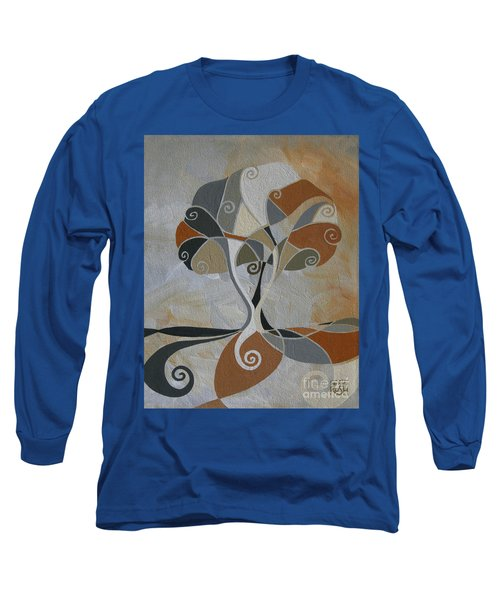 A Cold Winter's Day Long Sleeve T-Shirt