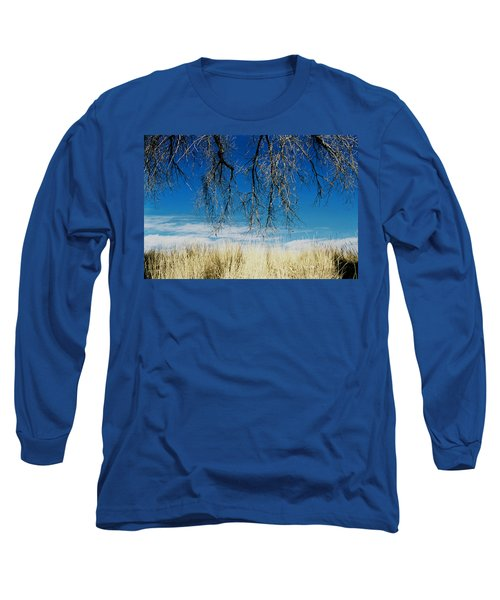 A Comfortable Place Long Sleeve T-Shirt