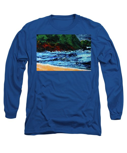 A Day At The Lake In Austin Texas Long Sleeve T-Shirt