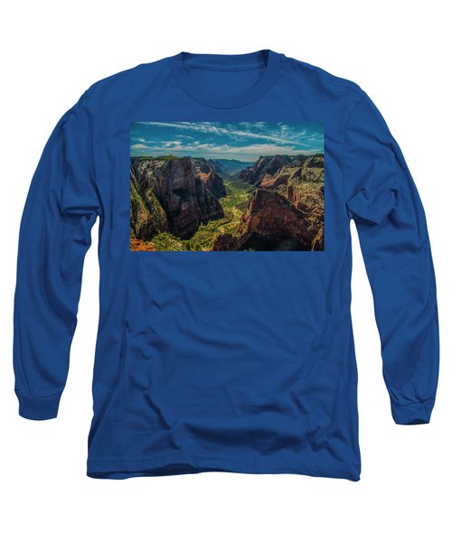 A Forever View Long Sleeve T-Shirt