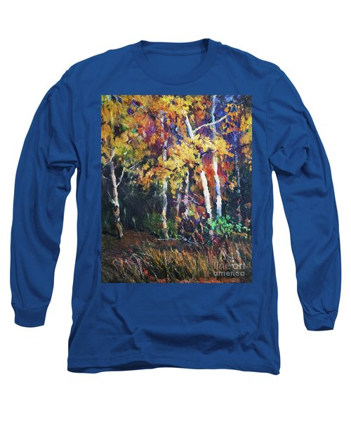 A Glance Of The Woods Long Sleeve T-Shirt