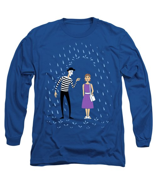 A Helping Hand Long Sleeve T-Shirt