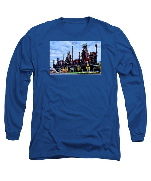 A New Era - Bethlehem Pa Long Sleeve T-Shirt