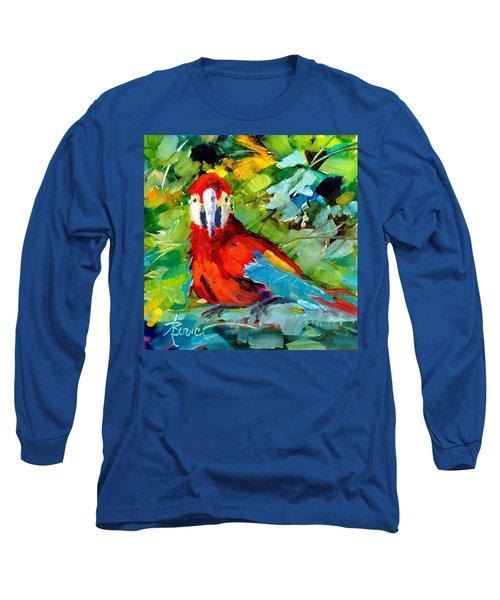 Papagalos Long Sleeve T-Shirt