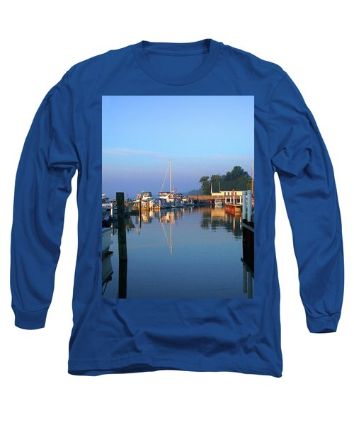 A Perfect Tawas Morning Long Sleeve T-Shirt