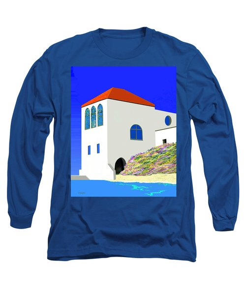A Private Beach Long Sleeve T-Shirt