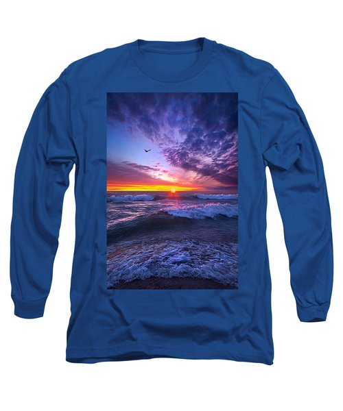A Promise Of The Future Long Sleeve T-Shirt