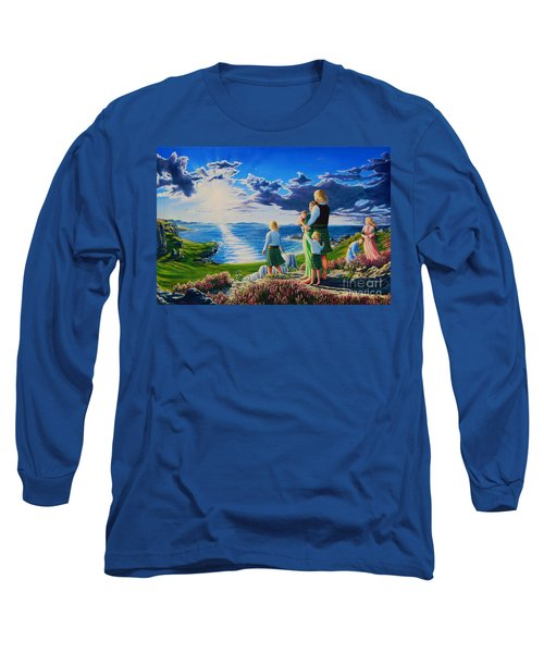 A Promising Future Long Sleeve T-Shirt