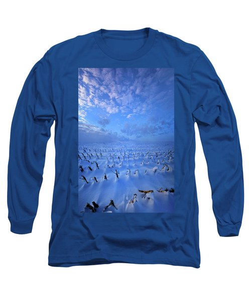 Long Sleeve T-Shirt featuring the photograph A Quiet Light Purely Seen by Phil Koch