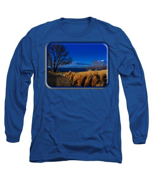 A Side Path Long Sleeve T-Shirt