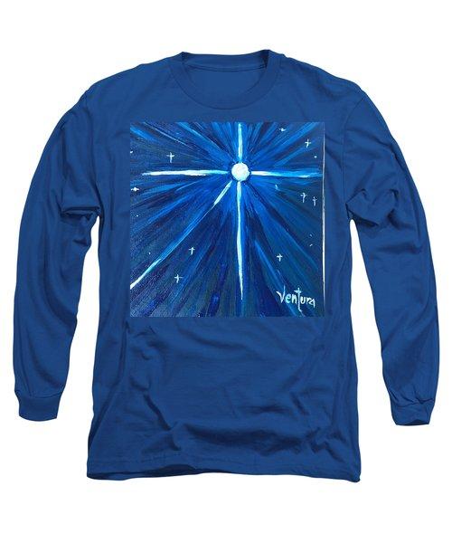 A Star Long Sleeve T-Shirt