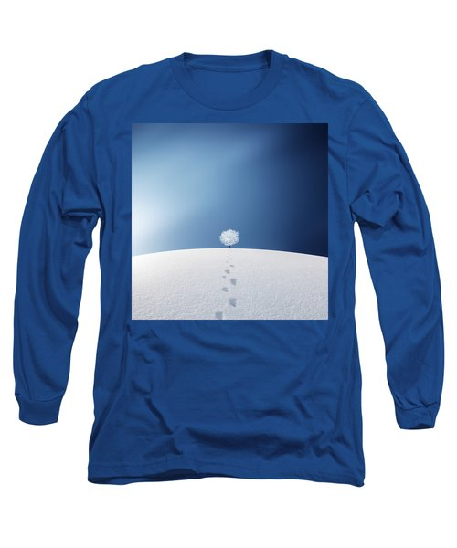 A Tree In The Field Long Sleeve T-Shirt