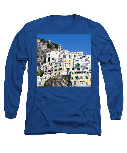 A View Of The Adratic Sea Long Sleeve T-Shirt