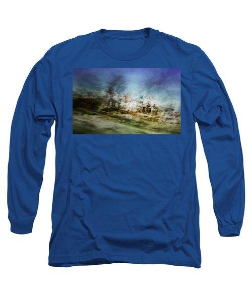 A Walk On The East Side Long Sleeve T-Shirt