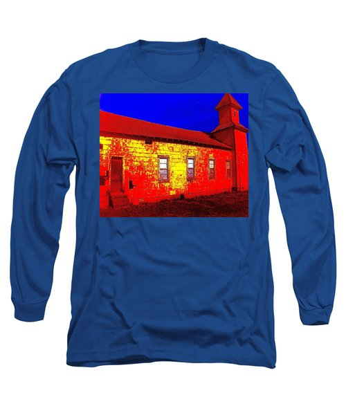 Abandoned Church Long Sleeve T-Shirt