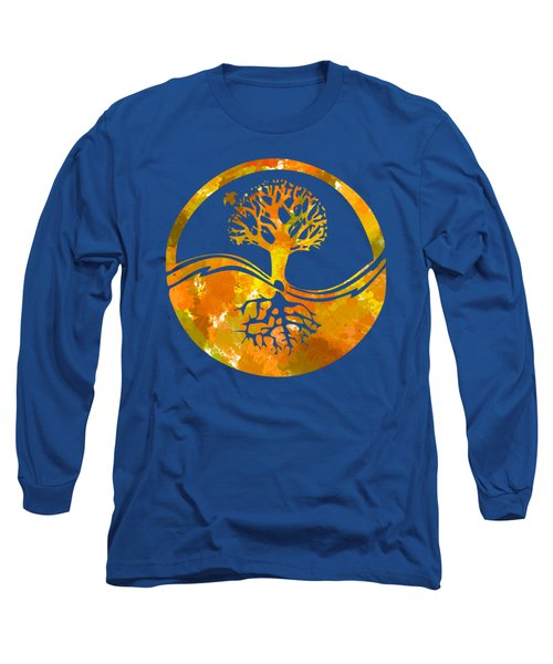 Long Sleeve T-Shirt featuring the photograph Abstract I by Christina Rollo