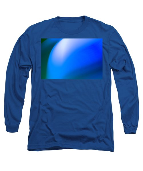 Long Sleeve T-Shirt featuring the photograph Abstract No. 7 by Shara Weber