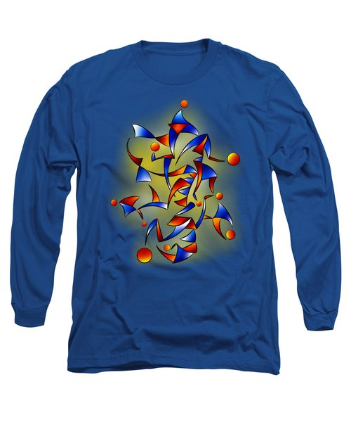 Abugila V5 Long Sleeve T-Shirt by Cersatti