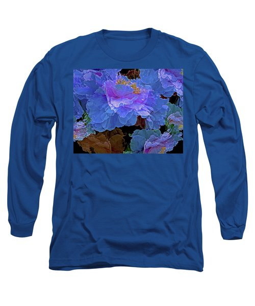 Abundance  Long Sleeve T-Shirt by Lynda Lehmann