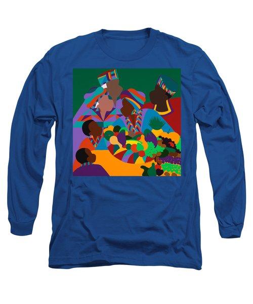 Abundance Long Sleeve T-Shirt