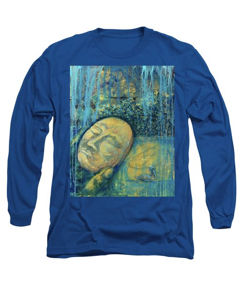 Ace Of Coins Long Sleeve T-Shirt