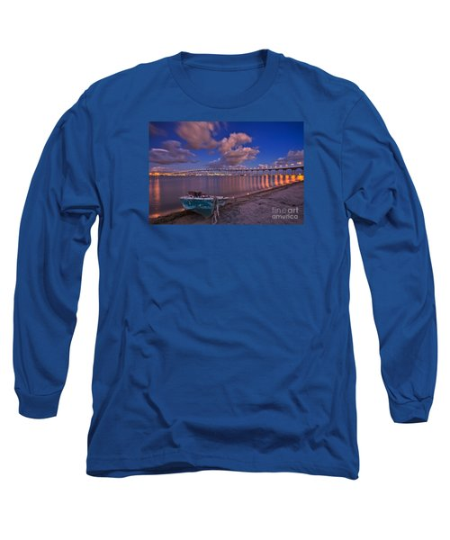After The Rain Long Sleeve T-Shirt by Sam Antonio Photography