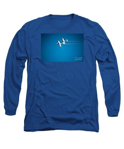Air Demonstrations. Long Sleeve T-Shirt