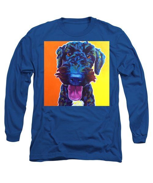 Airedoodle - Fletcher Long Sleeve T-Shirt