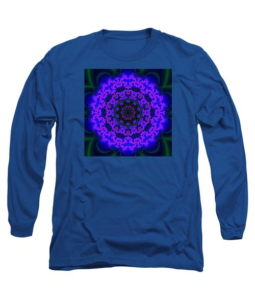 Akbal 9 .4 Long Sleeve T-Shirt by Robert Thalmeier