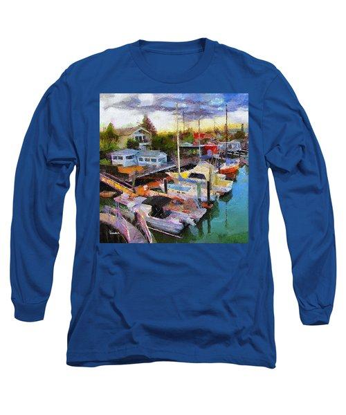 Alameda Life On The Estuary 2 Long Sleeve T-Shirt
