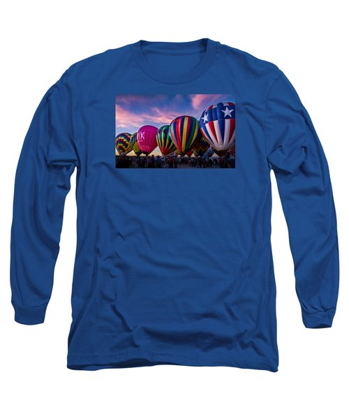 Albuquerque Hot Air Balloon Fiesta Long Sleeve T-Shirt