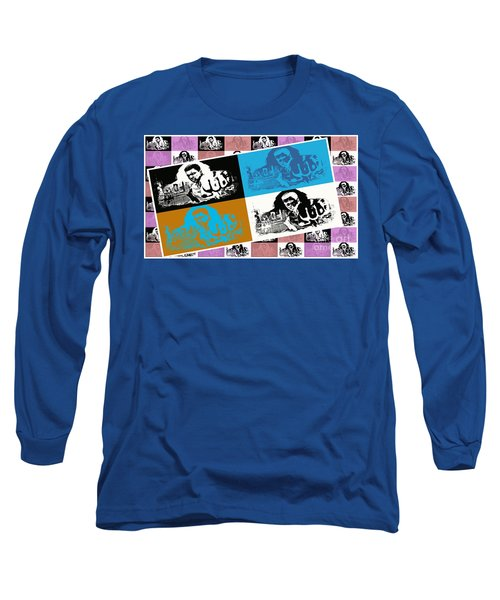 Ali The Greatest - Tribute - Pop Art Long Sleeve T-Shirt