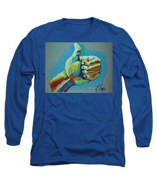 All Good Long Sleeve T-Shirt