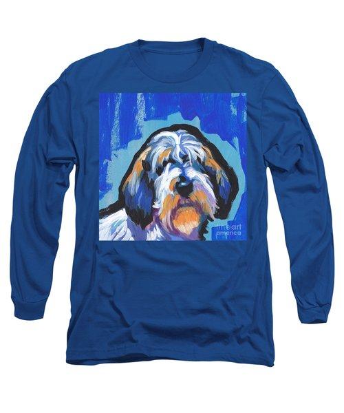 All Rhymes Pbgv Long Sleeve T-Shirt by Lea S