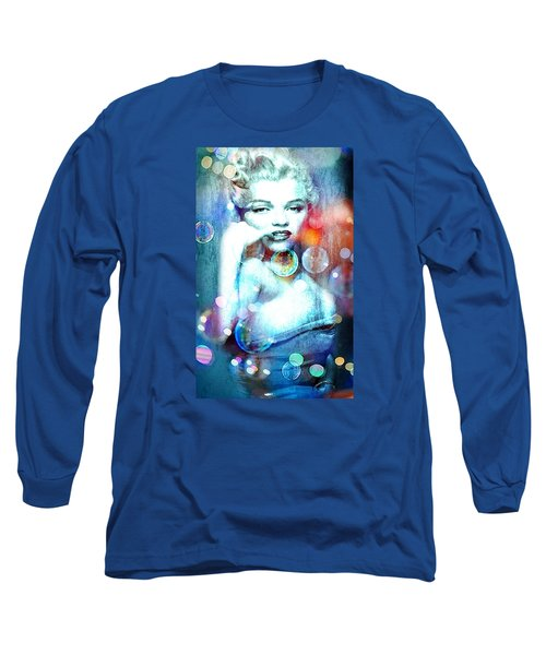 Almost 90 Long Sleeve T-Shirt by Greg Sharpe