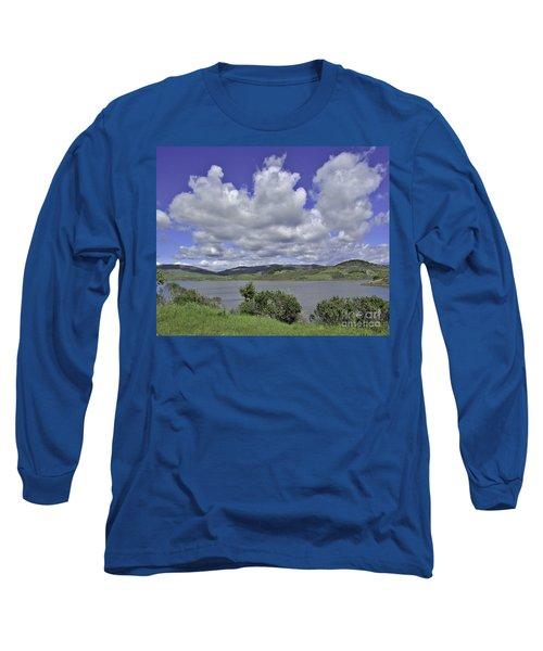 Along The Coast Highway Long Sleeve T-Shirt