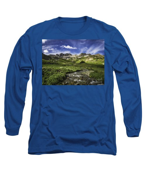 Alpine Loop  Long Sleeve T-Shirt
