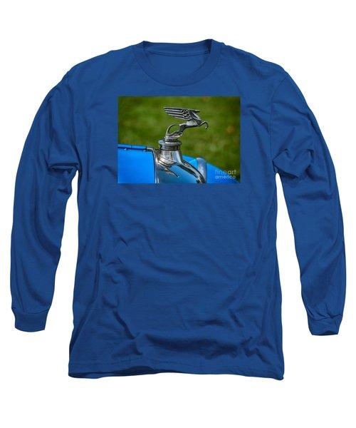 Amilcar Pegasus Emblem Long Sleeve T-Shirt