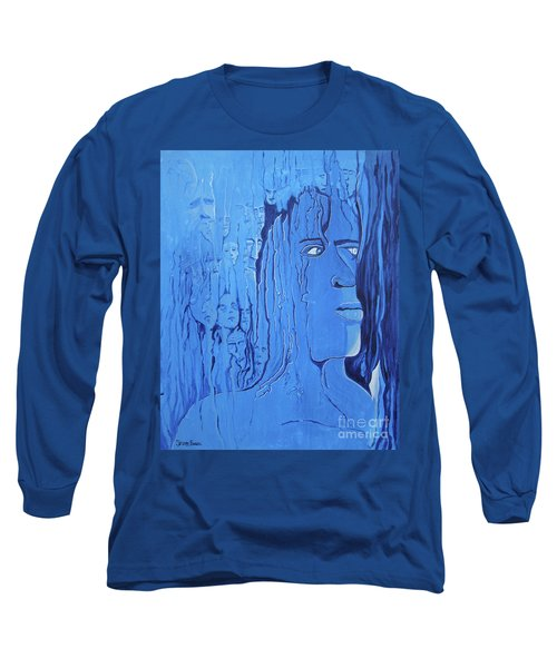 And If You Feel Long Sleeve T-Shirt by Stuart Engel