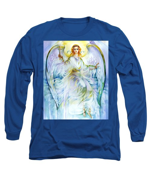 Angel Of Love Long Sleeve T-Shirt