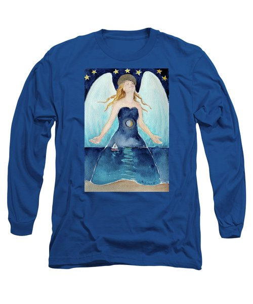 Angel Of Transcendence Long Sleeve T-Shirt