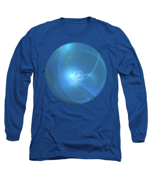 Long Sleeve T-Shirt featuring the digital art Angel by Victoria Harrington
