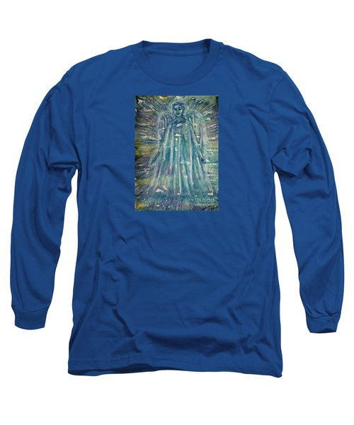Angelic Being 2 Long Sleeve T-Shirt